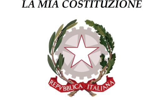LA MIA COSTITUZIONE – ( SCUOLA AUGUSTO CAPERLE  CLASSE TERZA C – PERCORSO DI LEGALITA' PROSPETTIVA FAMIGLIA – Maggio 2016)