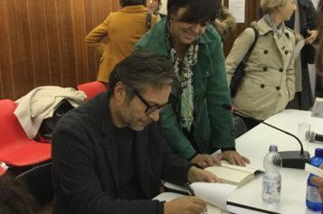 Incontro con Massimo Recalcati: Il racconto della Coordinatrice della Rete di Scuole Prof.ssa Daniela Galletta !