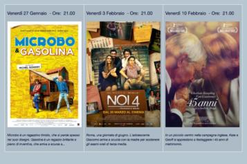 Cinema Aurora : Amoris Laetitia, Esperienze d'amore