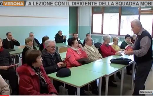 TGverona.it : Prospettiva Famiglia – Lezione contro le truffe agli anziani.